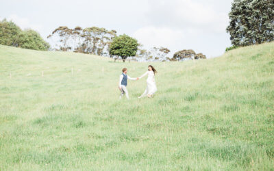 Hahei Wedding// Alex & Josh