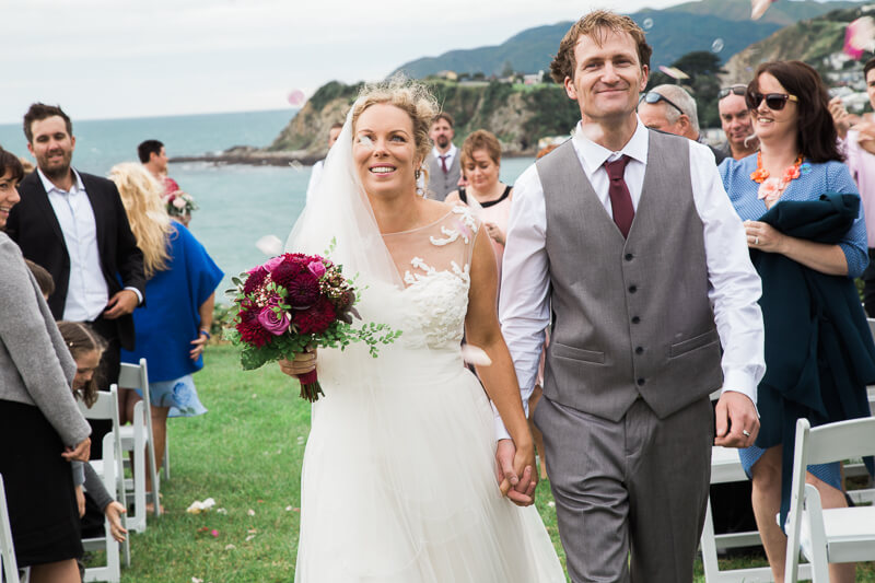 Titahi Bay Wedding//Nicola & Glen