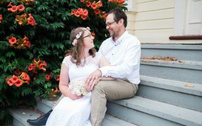 Porirua Wedding// Vicky & Damien