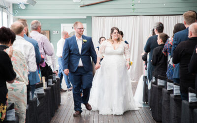 Wellington Dockside Wedding// Jules & Andrew