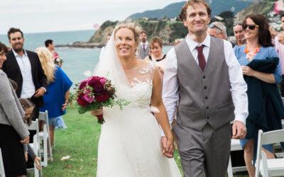 Titahi Bay Wedding//Nicola & Glen
